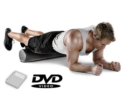 HD Foam Roller Pack (90/45/30 cm)